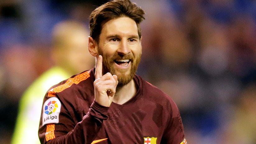 """Messi: Argentina tiene que llegar al menos a semifinales para """"hacer un buen Mundial"""""""