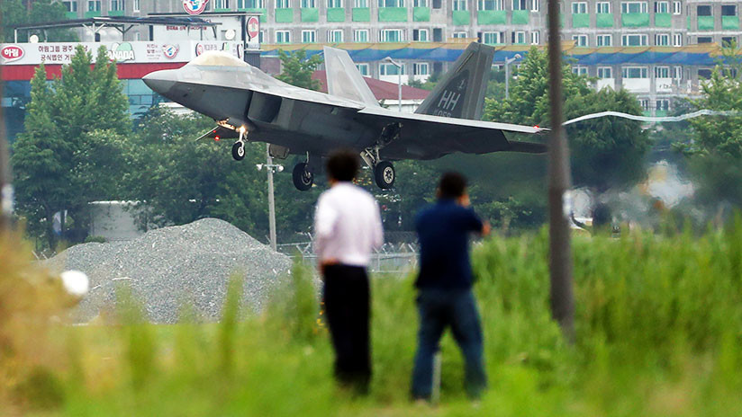 El bombardero B-52 de EE.UU. podría no unirse a los ejercicios con Seúl para no inquietar a Pionyang