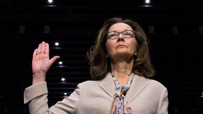 El Comité de Inteligencia del Senado de EE.UU. apoya nombrar a Gina Haspel como directora de la CIA