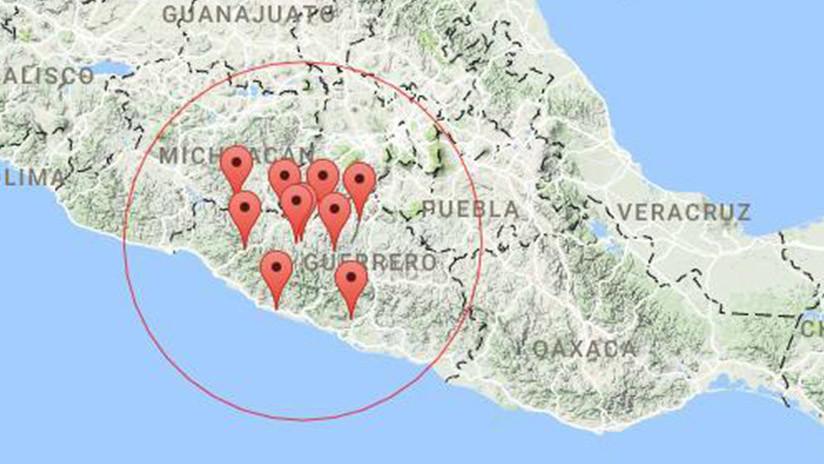 Suena la alerta sísmica en Ciudad de México