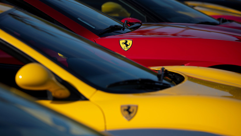¿Cómo surgió la tendencia #Ferrari en Twitter?