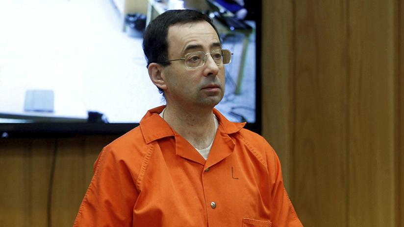 """Larry Nassar, bajo interrogatorio: """"Cuando eres un hombre, a veces tienes una erección"""""""