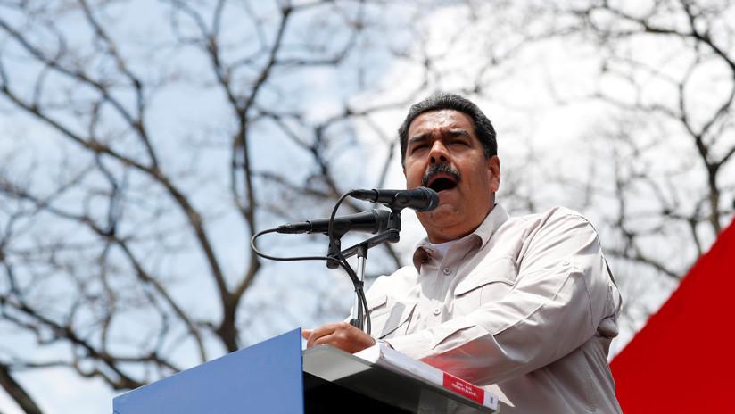Maduro anuncia que está dispuesto a negociar con EE.UU.