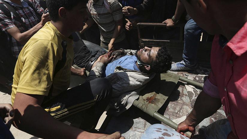 """Portavoz israelí 'explica' la matanza en Gaza: """"No podemos meter a toda esa gente en la cárcel"""""""