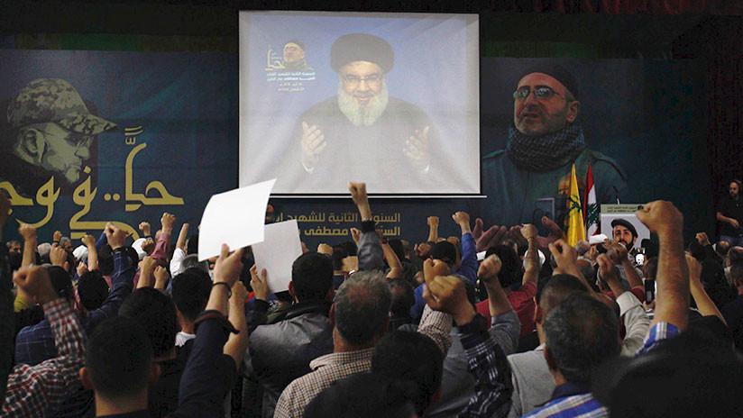 EE.UU. impone sanciones contra el líder de Hezbolá y otros miembros
