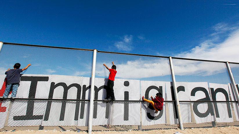 EE.UU.: Inmigrantes menores e indocumentados podrían ser recluidos en bases militares