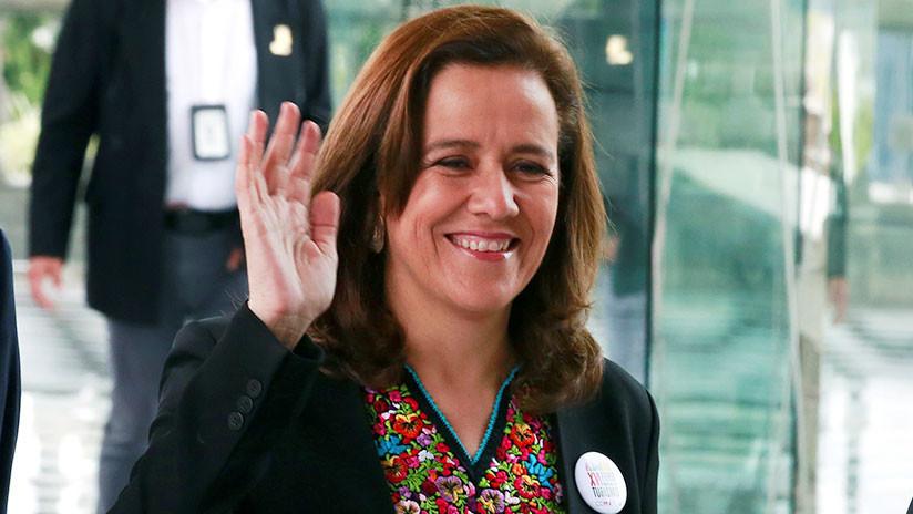 Margarita Zavala declina su candidatura a la Presidencia de México e inunda de memes la Red