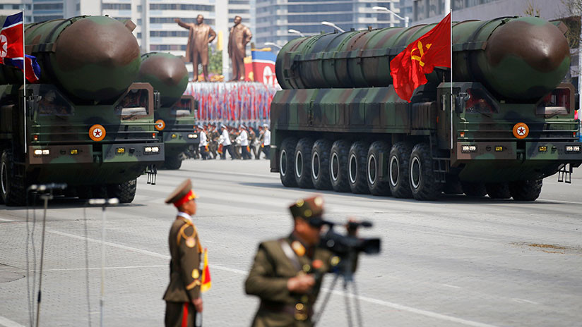 EE.UU. exigió a Corea del Norte enviar ojivas nucleares al exterior en un plazo de seis meses
