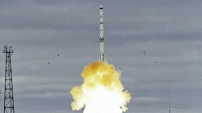 Rusia readopta la idea de orbitar satélites con misiles intercontinentales Topol