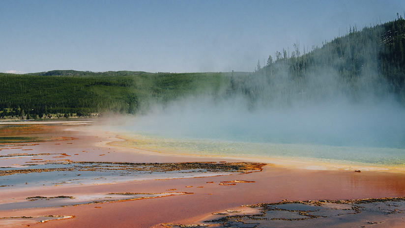Yellowstone hides a key to understanding the origin of life on Earth