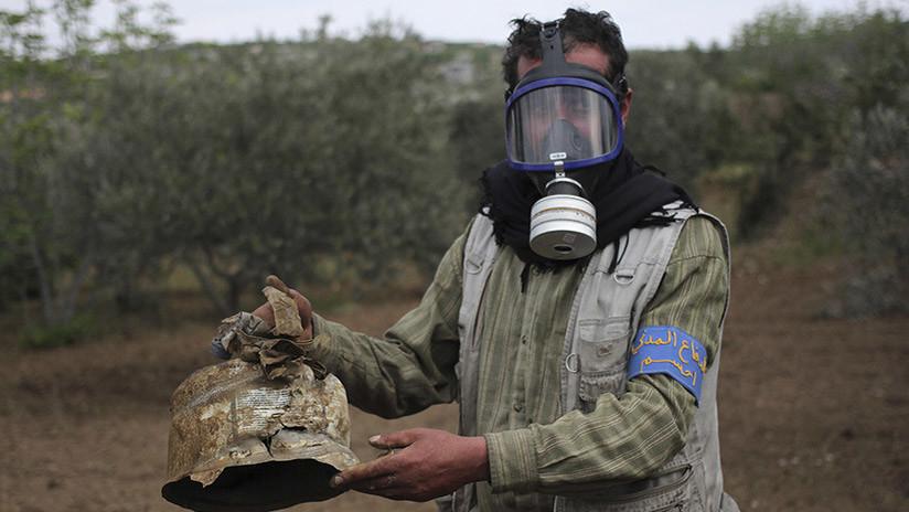 """""""El informe de la OPAQ sobre ataques con cloro en Siria se basa en evidencias de yihadistas"""""""