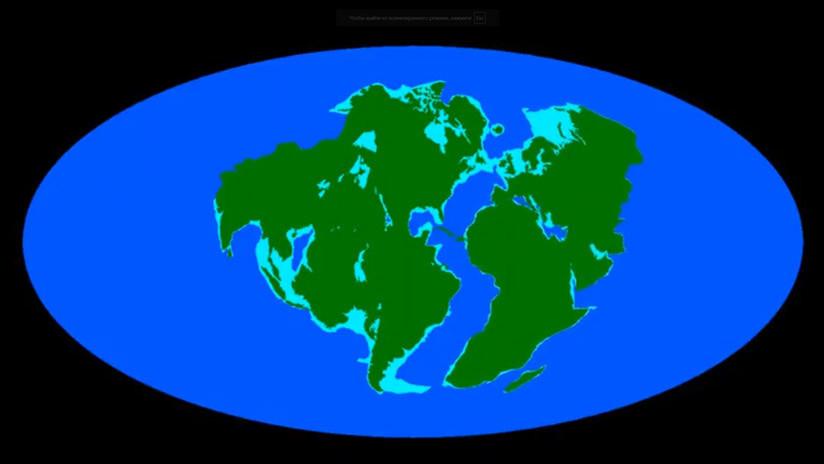 VIDEO: Así se formarán nuevos supercontinentes en la Tierra
