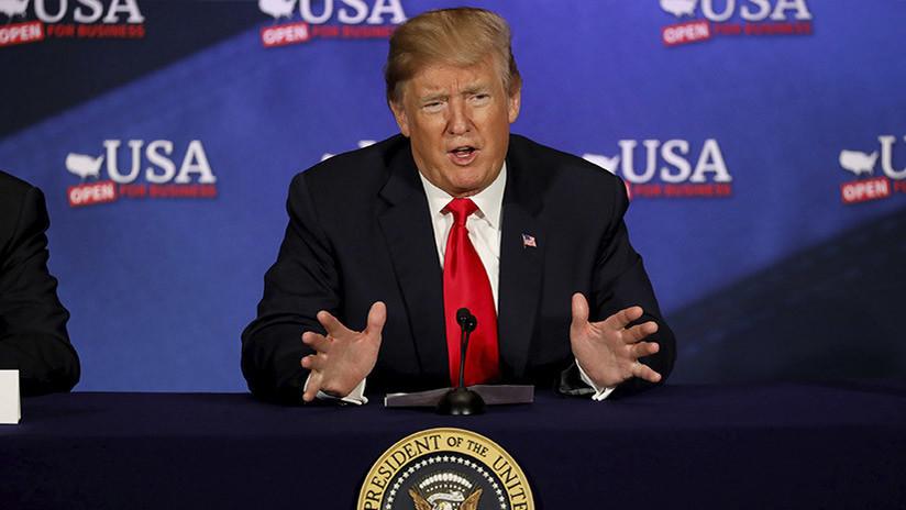 """""""¡Más grande que el Watergate!"""": Trump denuncia que el FBI espió su campaña electoral"""