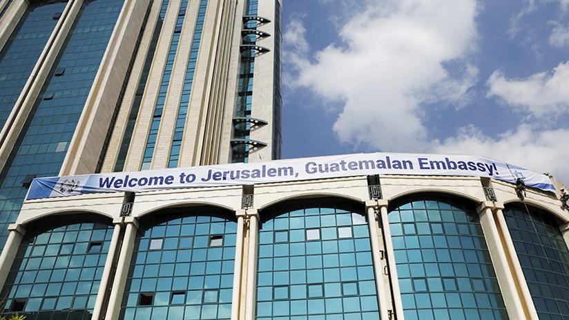 La Liga Árabe propone revisar las relaciones con los países que trasladen sus embajadas a Jerusalén