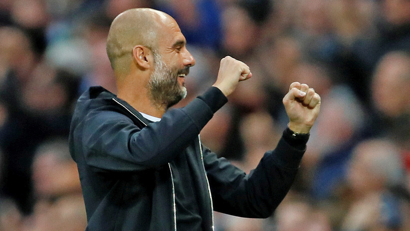 Pep Guardiola renueva con el Mánchester City hasta 2021