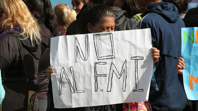 """""""Perdemos soberanía"""": Las posibles consecuencias para Argentina de un acuerdo con el FMI"""