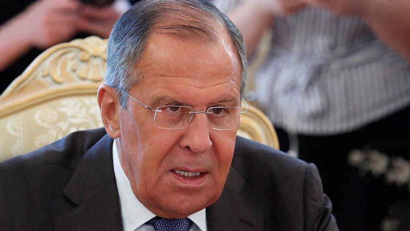 """Rusia: """"Esperamos que la UE deje de seguir la corriente a un grupito de países rusófobos agresivos"""""""