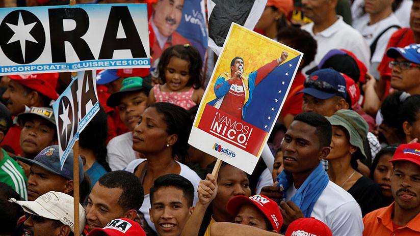 Santos acusa a Maduro de pagar a colombianos para que voten en Venezuela