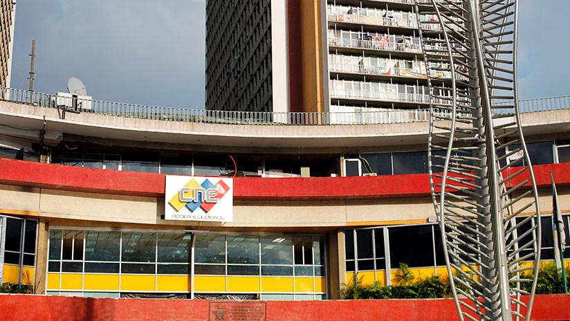 Cierre de campaña presidencial en Venezuela de cara a los comicios del 20 de mayo