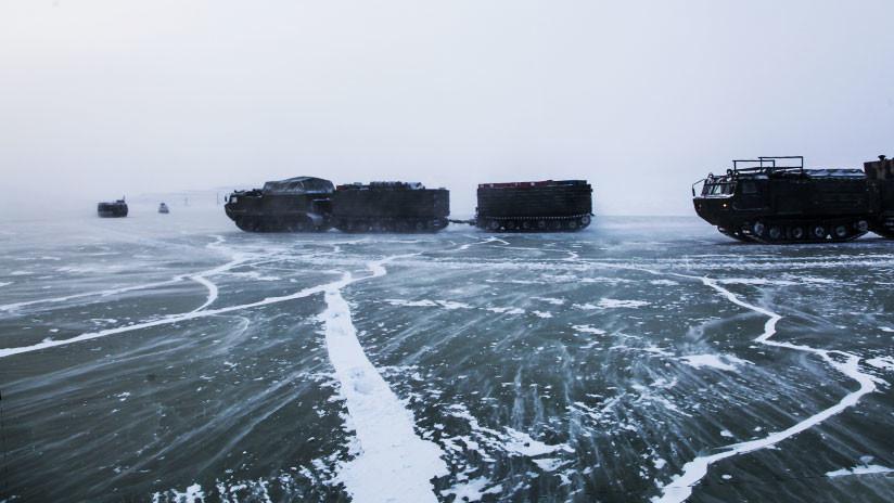 Rusia refuerza la defensa del Ártico con bombarderos estratégicos supersónicos