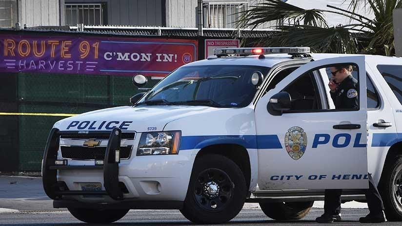 """Presencia policial """"masiva"""" en un centro comercial de Las Vegas por un supuesto tirador activo"""