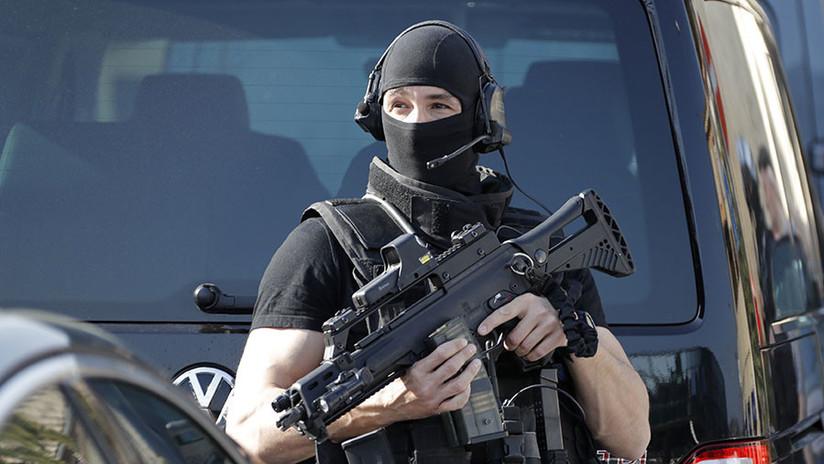 Frustran atentado terrorista con un explosivo cargado con una potente toxina en Francia