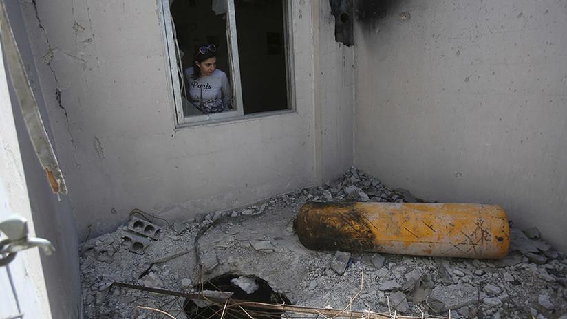 Francia congela los activos de varias compañías por el presunto programa sirio de armas químicas