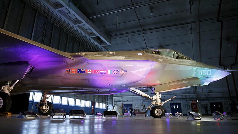 """Congresistas de EE.UU. buscan bloquear la venta de cazas F-35 a una Turquía """"grosera y hostil"""""""
