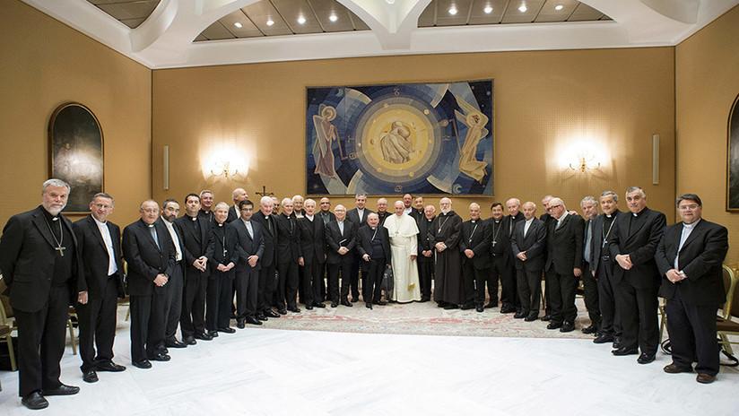 Todos los obispos de Chile presentan su renuncia ante el papa por los casos de abusos sexuales