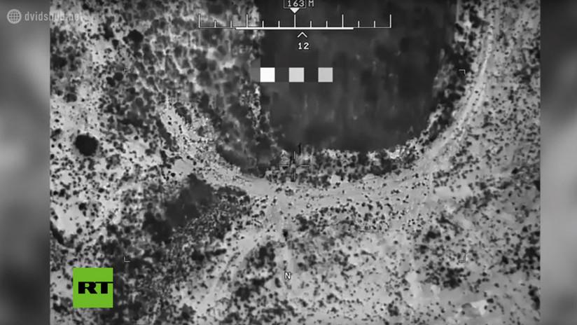Video: El arma desconocida con la que EE.UU. mata rebeldes en Afganistán