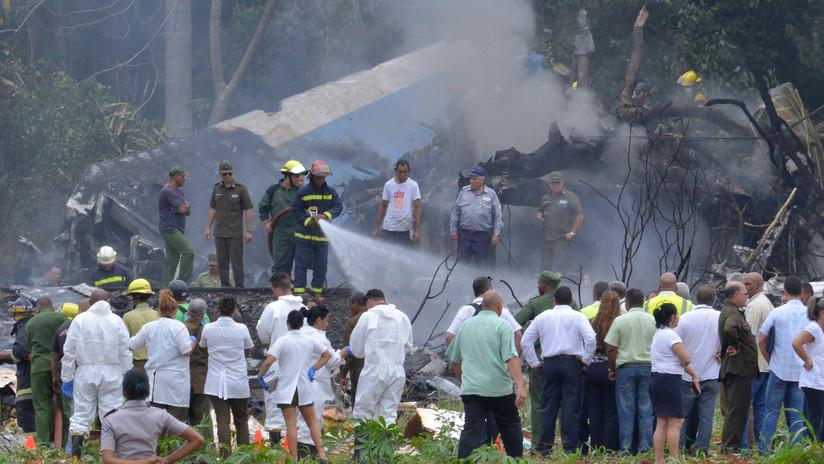 MINUTO A MINUTO: Accidente aéreo del Boeing 737-200 en Cuba
