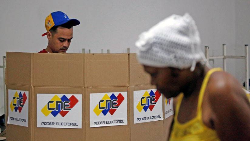 Venezuela: ¿Por qué Maduro aparece 10 veces en el tarjetón electoral de las presidenciales?