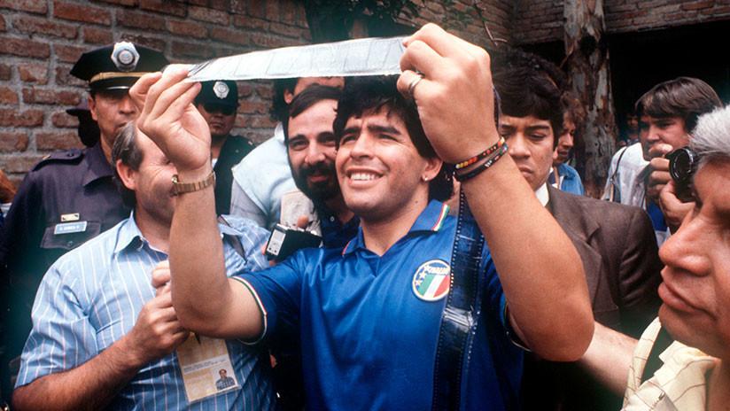 Amazon Prime Video lleva a la pantalla chica la historia de Maradona