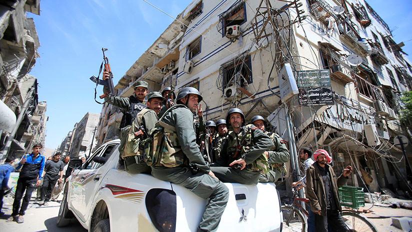 EE.UU. suspende los programas de apoyo en la parte nororiental de Siria
