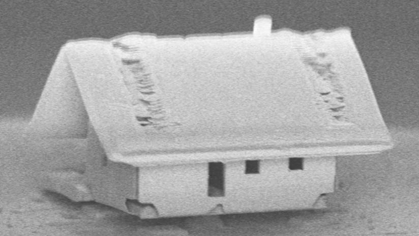 La casa más pequeña del mundo: Aquí no entra ni un ácaro (FOTO)