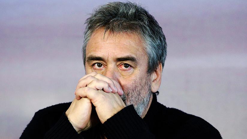 Una actriz de 27 años acusa de violación al director de cine Luc Besson