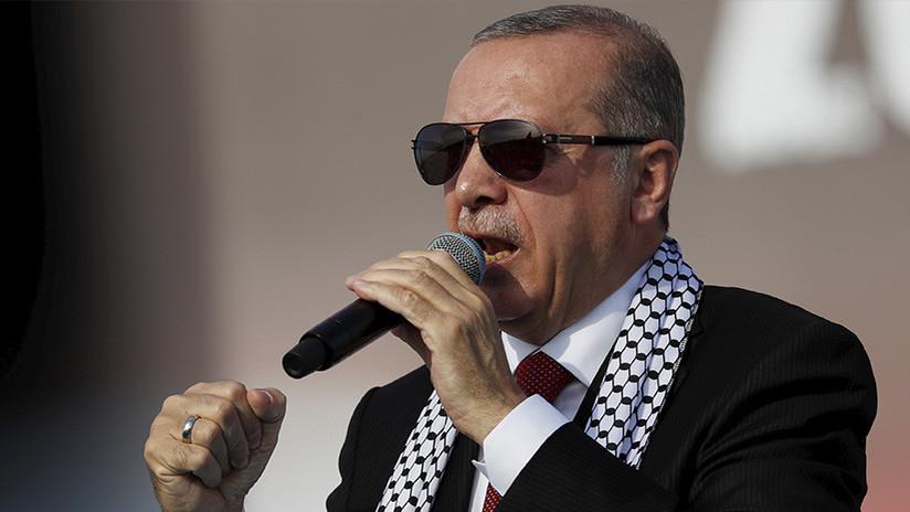 Erdogan denuncia un complot para asesinarlo en Bosnia