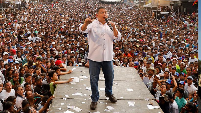 """Javier Bertucci, el 'candidato outsider' tras votar: """"Hoy es el día para cambiar el futuro del país"""""""