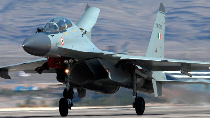 La Fuerza Aérea India se jacta de haber detectado un avión chino 'invisible'