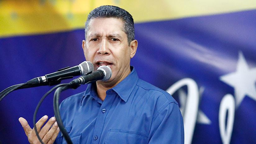 Candidato opositor Henri Falcón desconoce los resultados en Venezuela