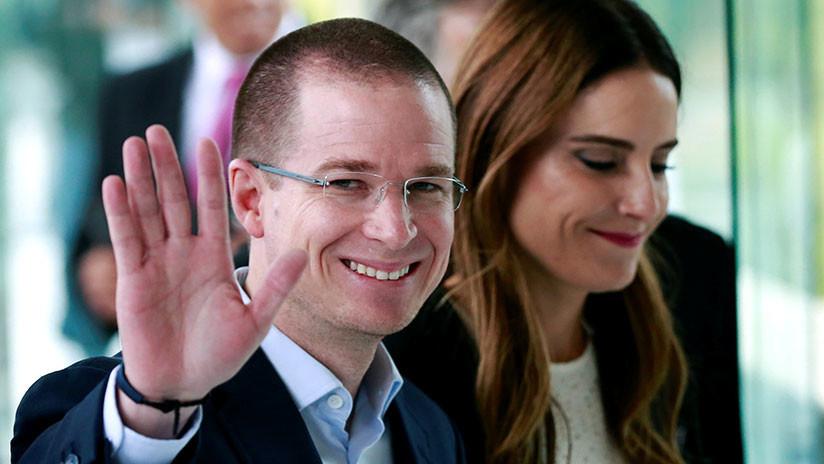 México: Cuentas bancarias de la esposa de Ricardo Anaya revelan ingresos millonarios inexplicables