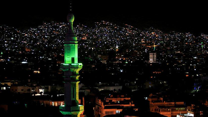 Siria: Explosiones en una base iraní al sur de Damasco