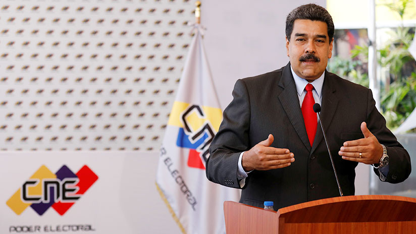 Maduro pide al CNE auditar 100% de los votos en Venezuela
