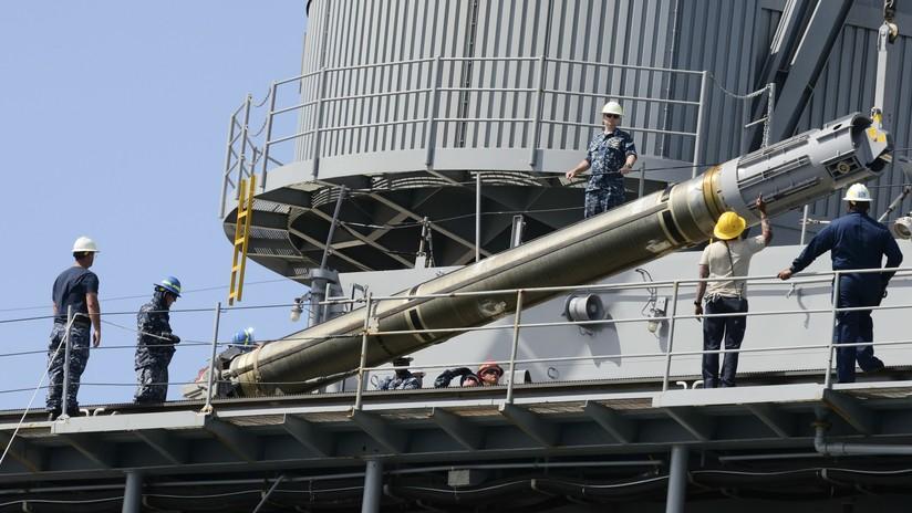 """Ministerio de Defensa ruso: """"Las acciones de EE.UU. están llevando el tratado INF hacia el colapso"""""""