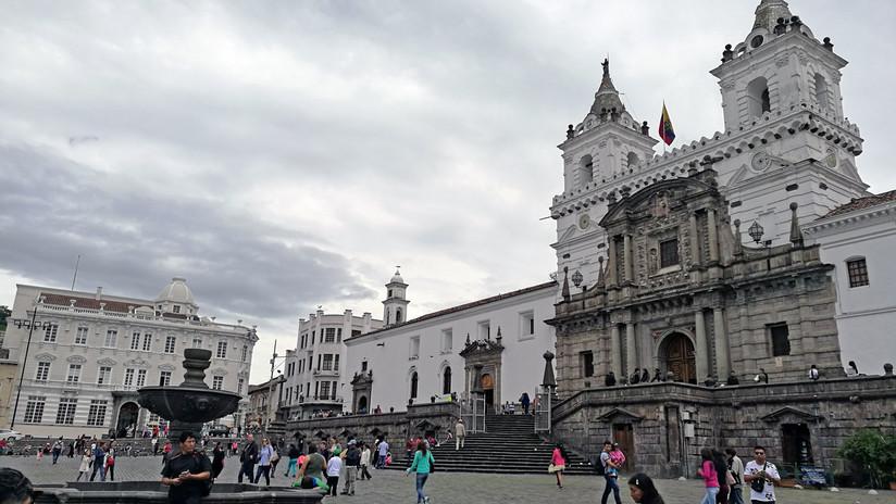 """""""El Centro Histórico es la semilla del turismo de Quito"""""""