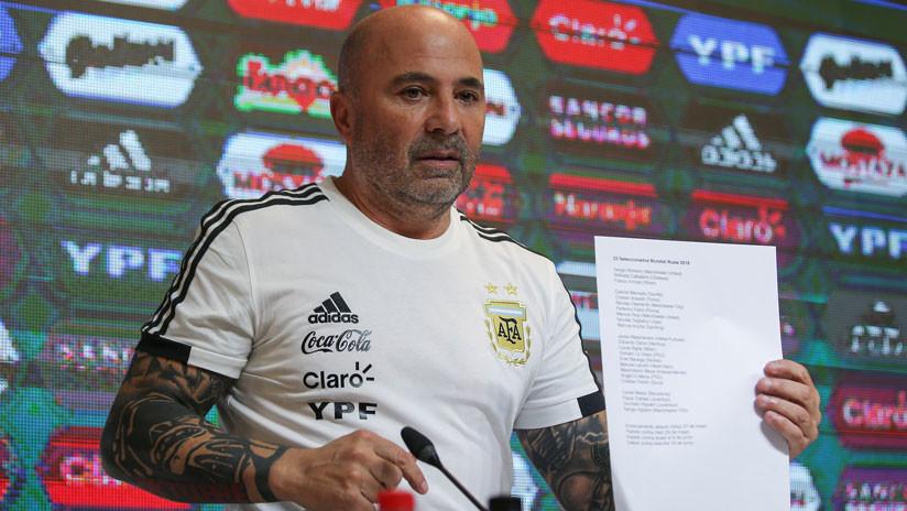 """""""Obligados a conmover a todo un país"""": Estos son los 23 futbolistas de Argentina que irán al Mundial"""