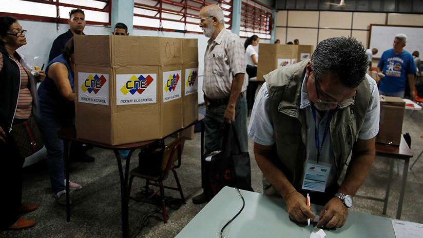"""""""No existen razones que puedan deslegitimar las presidenciales de Venezuela"""""""