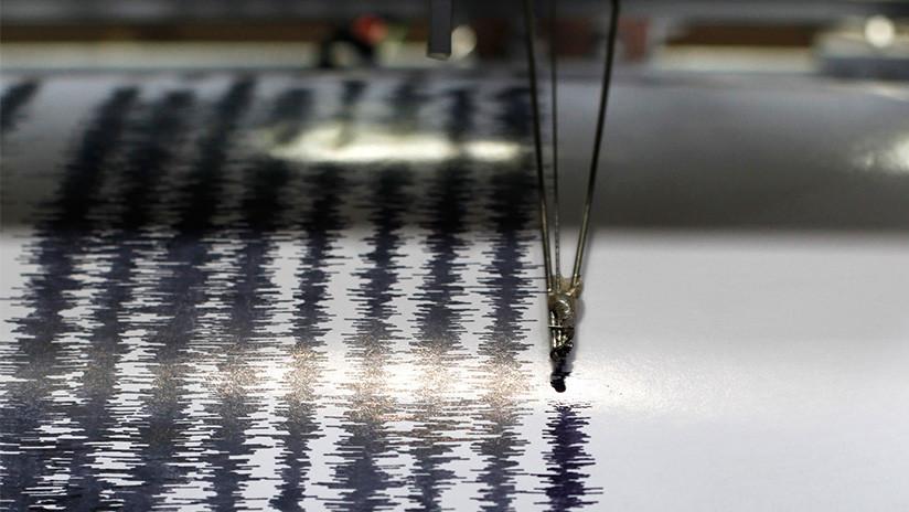 Un sismo de magnitud 5,7 sacude el Oriente Lejano ruso