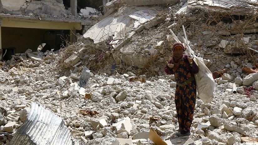 """¿No lo hizo EE.UU.? Pompeo acusa a Irán de convertir a Siria en una """"zona de matanza"""""""