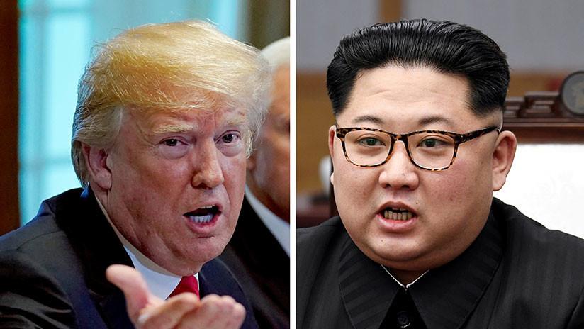 """Pence advierte a Kim Jong-un que """"no juegue"""" con Trump"""